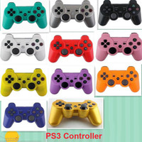 playstation games - Wireless Bluetooth Game Controller Gamepad for PlayStation PS3 Game Controller Joystick for Android video games colors availiable