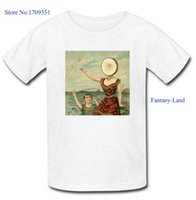 aeroplane landing - Fantasy Land In The Aeroplane Over The Sea Neutral Milk Hotel Printed Men s Casual Cotton Short T Shirt