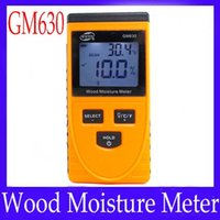 Wholesale Moisture meter for wood GM630 detection depth mm