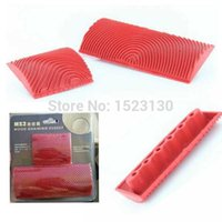 Wholesale Hot Set of Rubber Wall Painting Tool Wood Grain Graining Pattern DIY Decoration