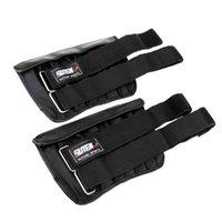 Wholesale 2pcs Adjustable Fitness Weighted Ankle Wrap Leg Wrist Band Exercise Boxing Training Weight Leg Band Max Loading kg