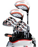Wholesale set men Golf complete set of clubs for right and left handed set set