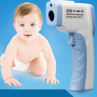 accurate body thermometer - Children s Electronic Body Thermometers Digital Accurate Multi function Infrared Forehead Body Thermometer High Quality Baby Products