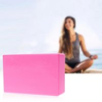 Wholesale New Arrival High Density Yoga Block EVA Yoga Block Yoga Aids K5BO