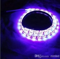 Wholesale 5 set LED strip V flexible light leds m m Warm White White Blue Green Red Yellow RGB