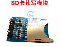 Wholesale Long Ge Electronics SD card module SD card reader module interface leads all SPI Interface