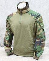 Cheap G TMC G3 Combat Shirt ( Woodland ) Tactical Shirt Free Shipping
