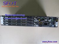 adsl cables - ZTE ZXDSL H access DSLAM ADSL access switch DSLAM H chassis with ADSL boards and Telco cables
