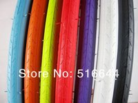 Wholesale New C C Bike Bicycle Tyre Tire Tube Cover Colorful order lt no track