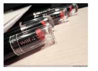 50 beautiful wild - New Aririval Beautiful Wet n wild wnw Lipstick lasting diseoloutation dull lipstick color best items