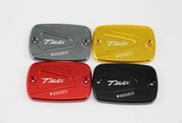 acura brake accessories - Interior Accessories Key Rings KODASKIN CNC Brake Fluid Reservoir Cap Cover For Yamaha T max500 Tmax530