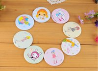 Wholesale XQB161 new Korean cartoon portable makeup mirror compact girl makeup mirror