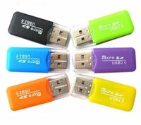 t flash card - 2000pcs High Speed USB Micro SD card T Flash TF M2 Memory Card Reader adapter gb gb gb gb gb gb TF Card
