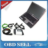 used laptop - 2015 MB STAR C4 SD Connect C4 for Benz diagnostic tool with dell laptop all install well use directly