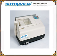 auto lens edger - LE china professional Auto Lens Edger of powerful function with PC CR glass lens