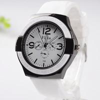 beetle watches - Three eye silicone strap watch fashion movement rhinoceros beetle solid silicone reborn io hawk
