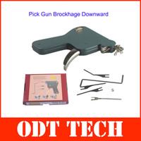 Wholesale Pick Gun Brockhage Downward European Locks Door Lock Pick Locksmith Tool with Years Warranty
