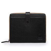 Wholesale Happy Owl Studio Satchel for Tablet Device Durable Artificial Leather Computer Bag Stylist Notebook Case B