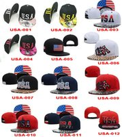 american flag caps - 2015 new USA Flag Patch USA American Patriotic Polo Style ADJUSTABLE SNAPBACKs Baseball CAP HAT Caps Hats Cheap fashion street SNAPBACK cap