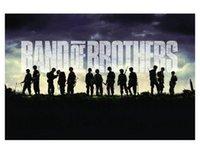 band poster printing - Hot Band of Brothers Classic Stylish Custom Fashion Tatoo On Wall Poster Print Size x76 cm Wall Sticker U1