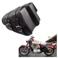 Wholesale Motorcycle Bag For Harley XL883 XL1200 sportster Series Sport car side package motocicleta knight bag