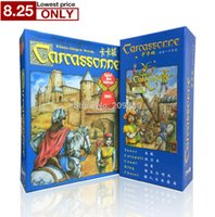 arthur party - 2016 english carcassonne basic expansion the river tower catapult count king chaser board game card game english party game