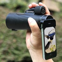 monocular - EK8572 x50 Waterproof Monocular Telescope With Hand Strap For Connects The Monocular To Your Mobile Phone W2226A10