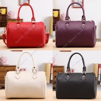Totes synthetic leather tote - 2015 New Fashion Women Handbag Shoulder Bags Tote Purse Synthetic Leather Messenger Bag SV014038