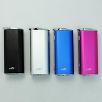 Wholesale 100 High Quality Box Mod I Stick W Electronic Cigarette Box Mod mAh Battery inside Box Mods Full Pack Kit DHL