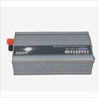 Wholesale 800W Car DC V to AC V Power Inverter Silver CS14B009