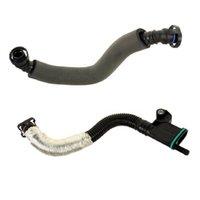 Wholesale Oil Water Separator Exhaust Emission Connection Plastic Hoses For Golf GTI Jetta Passat Tiguan A5 J B H A