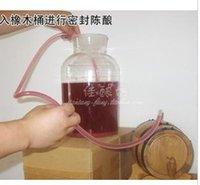Wholesale mported high transparent food grade silicone tube red wine brewed siphon siphon suction catheter tube X12MM