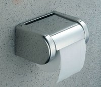 Wholesale High quality bathroom toilet accessories roll holders paper holders chrome polished finish