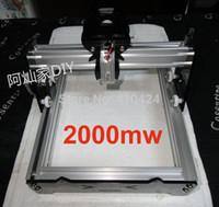 2000mw laser - New Listing mw Large Area Mini DIY Laser Engraving Engraver Machine Laser Printer Marking Machine