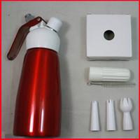Wholesale 2016 Christmas Cream Whipper N2O Dispenser Popular Whipper Cream ml Whipped Cream Dispenser
