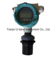 Wholesale Explosion Proof Type Ultrasonic Level Meter Level Transmitter Hart Selectable