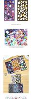 Wholesale Japan Funny Halloween Ghost Animal Series Sticker DIY Christmas Diary Sticker Scrapbooking Office School Supplies MW