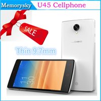 high speed camera - Unlocked inch U45 MTK6582M Smartphone Quad Core High Speed GB Android W Camera WCDMA G GPS QHD IPS WIFI Cellphone
