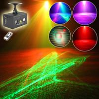 background sound system - 2015 Remote sound Laser Stage Lighting Scanner effect light Smoke DJ Disco Party Lights system Show Romantic background laser