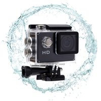action camera - New Mini DV Action Camera A7 SJ4000 HD P Sport Camera in LCD Degree Wide Angle Lens M Waterproof Mini Camcorders D2369