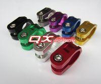 atv handlebar clamps - Motocross ATV Tuning Parts handlebar lever clamps the rail yard