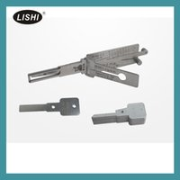 Wholesale LISHI HU66 V3 in Auto Pick and Decoder for Audi Ford VW Porsche Seat Skoda locksmith lock pick tool