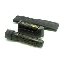 Wholesale WF B CREE XML T6 LM Mode LED Flashlight Torch mah Battery Charger pouch