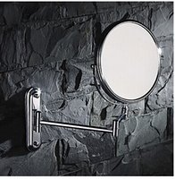Wholesale Modern Stainless Steel Wall Mounted Bathroom Make Up Mirror