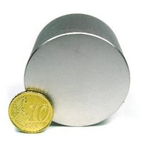 neodymium magnets - 45 mm x mm disc powerful magnet craft neodymium rare earth permanent strong n50 n52 x30