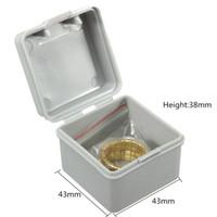 Wholesale Magic Trick Gold Himber Ring Close Up Linking Finger Ring order lt no track