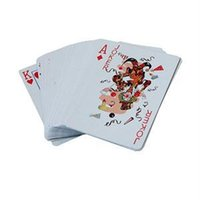Wholesale Deck Magic Poker Stripper Marked Trick Playing Cards Brand Svengali Taper