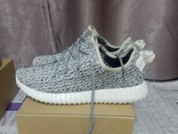steve madden - Hot Yeezy factory direct source Kanye Turtle dove Yeezy Boost Classic Men s Fashion Sneaker Shoes With Box freeshipping
