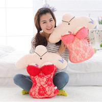 beauty boyfriend - 2014 New Personalized Boyfriend Pillow Sexy Tang Suit Beauty Body Plush Doll Cushion Pillow cm