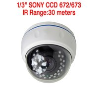 "Cheap 700TVL 700TVL security camera Best 1/3"" Effio-SONY 672/673 CCD 480P(SD) sony ccd analog camera"